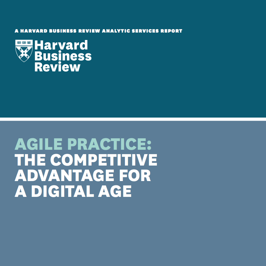 Harvard Business Review: Agile Practices